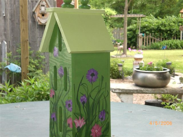 Make Butterfly House from Wood